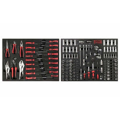 NewAge Products Garage Cabinets Pro Series 3.0 NewAge Products PRO SERIES 3.0 Socket, Screwdriver and Plier Tray 53997 53997