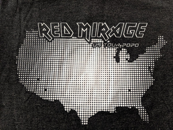 "BIDEN / HARRIS ""Red Mirage Tour Tee"" Battle for the Soul of America 2020"