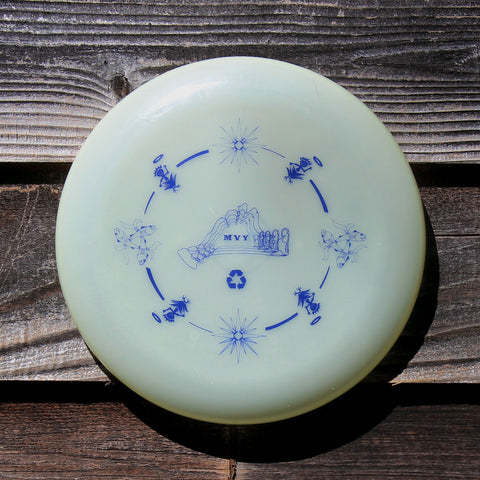 MARTHA'S VINEYARD ORIGINAL MVY  175gm glow / ultimate frisbee
