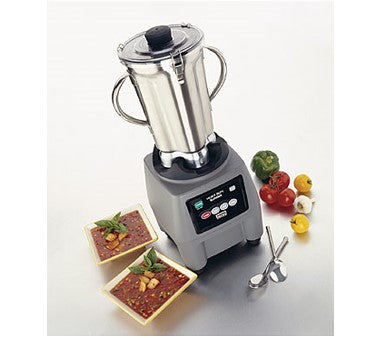 Waring CB15 - 3.75 HP Food Blender With 1 Gallon Stainless Container