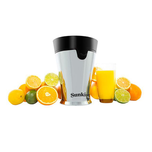 Sunkist SSJ-A1 - Signature Series Citrus Juicer with Black Lid - 115V