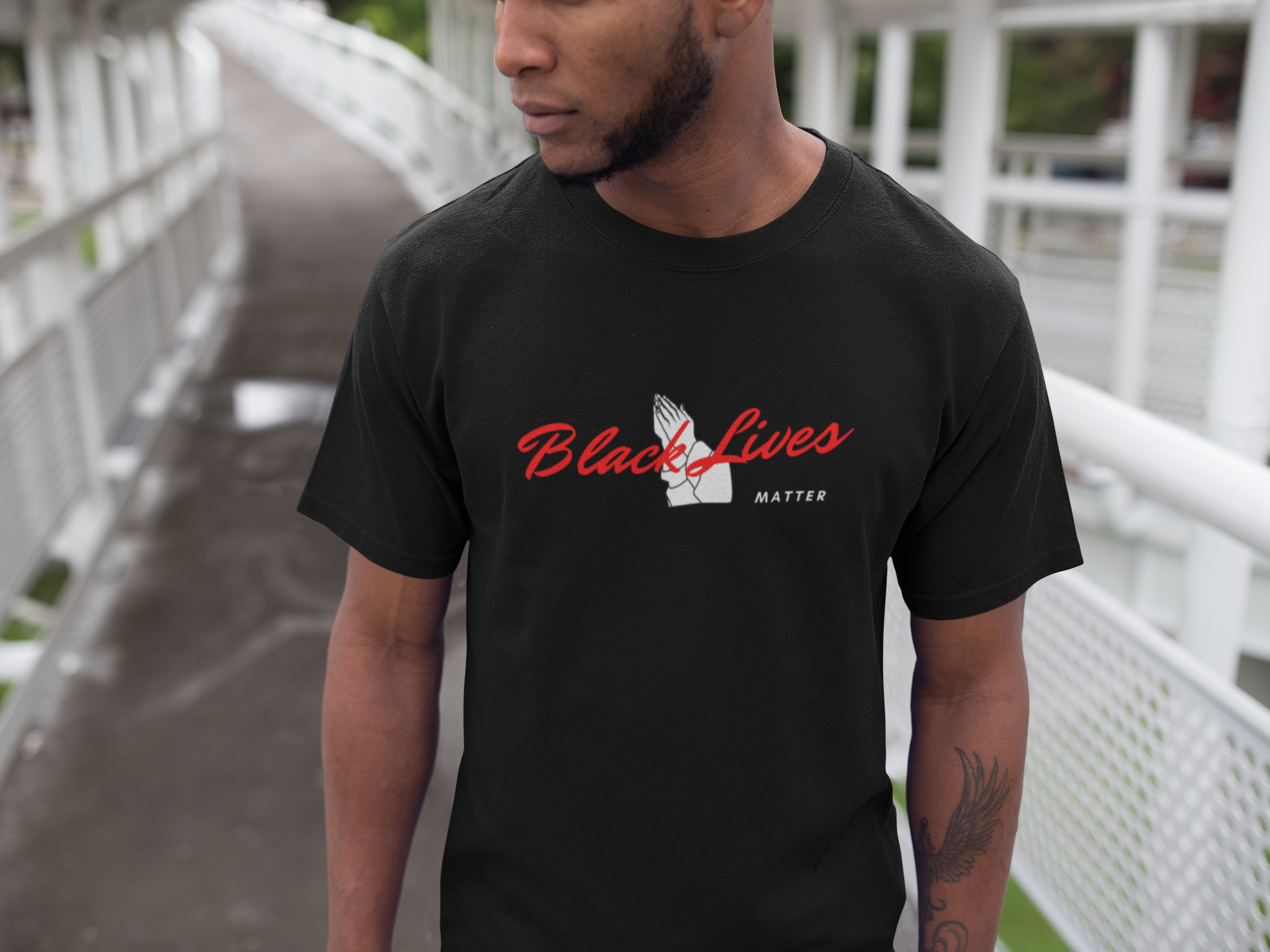 """BLACK LIVES"" UNISEX TEE'S - 29Collections"