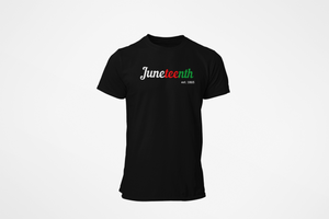 """JUNETEENTH"" UNISEX TEE'S - 29Collections"