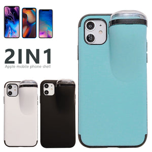 2 In 1 IPhone Case Earphone Storage Box - 29Collections