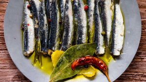 Anchovies in Balsamic Vinegar 200g