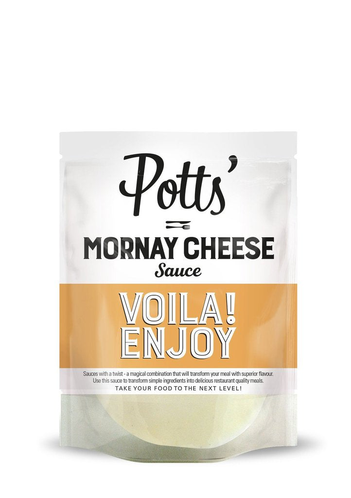 Mornay Cheese Pouring Sauce