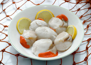 6 x King Scallops (4-6 depending on size)