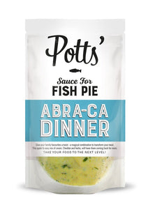 Fish Pie Cooking Sauce