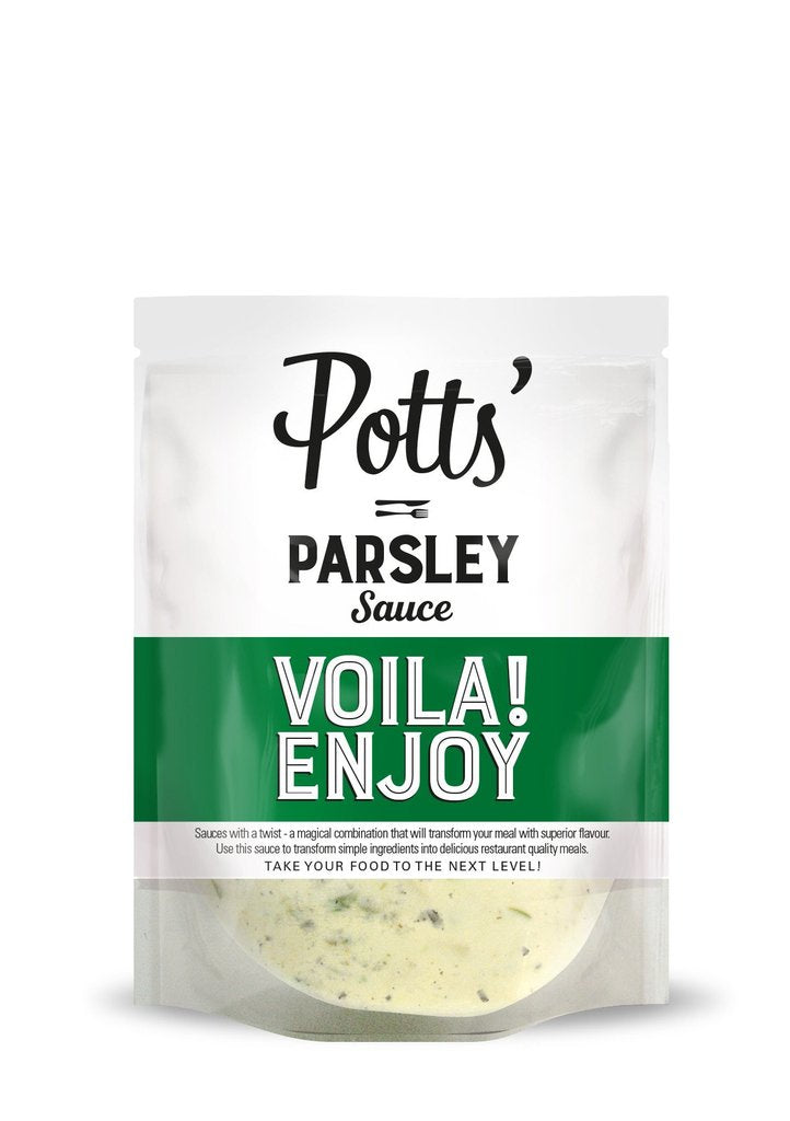 Parsley Pouring Sauce