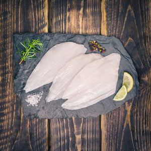Sole Tail Fillets (frozen)