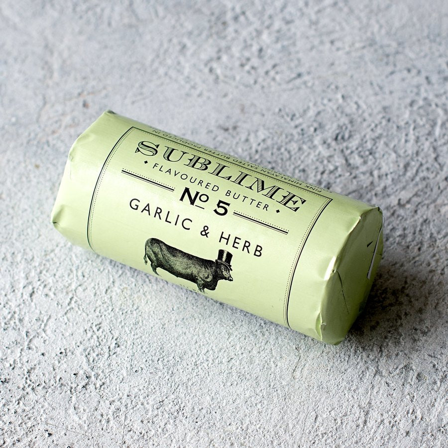 Sublime Garlic & Herb Butter