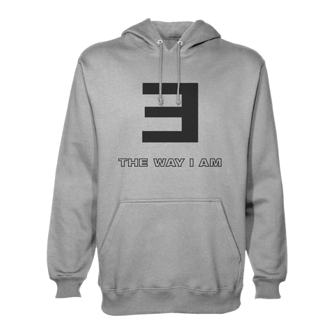 The Way I Am Hoodie (Grey)