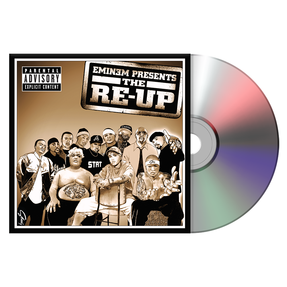 Eminem Presents The Re-Up CD