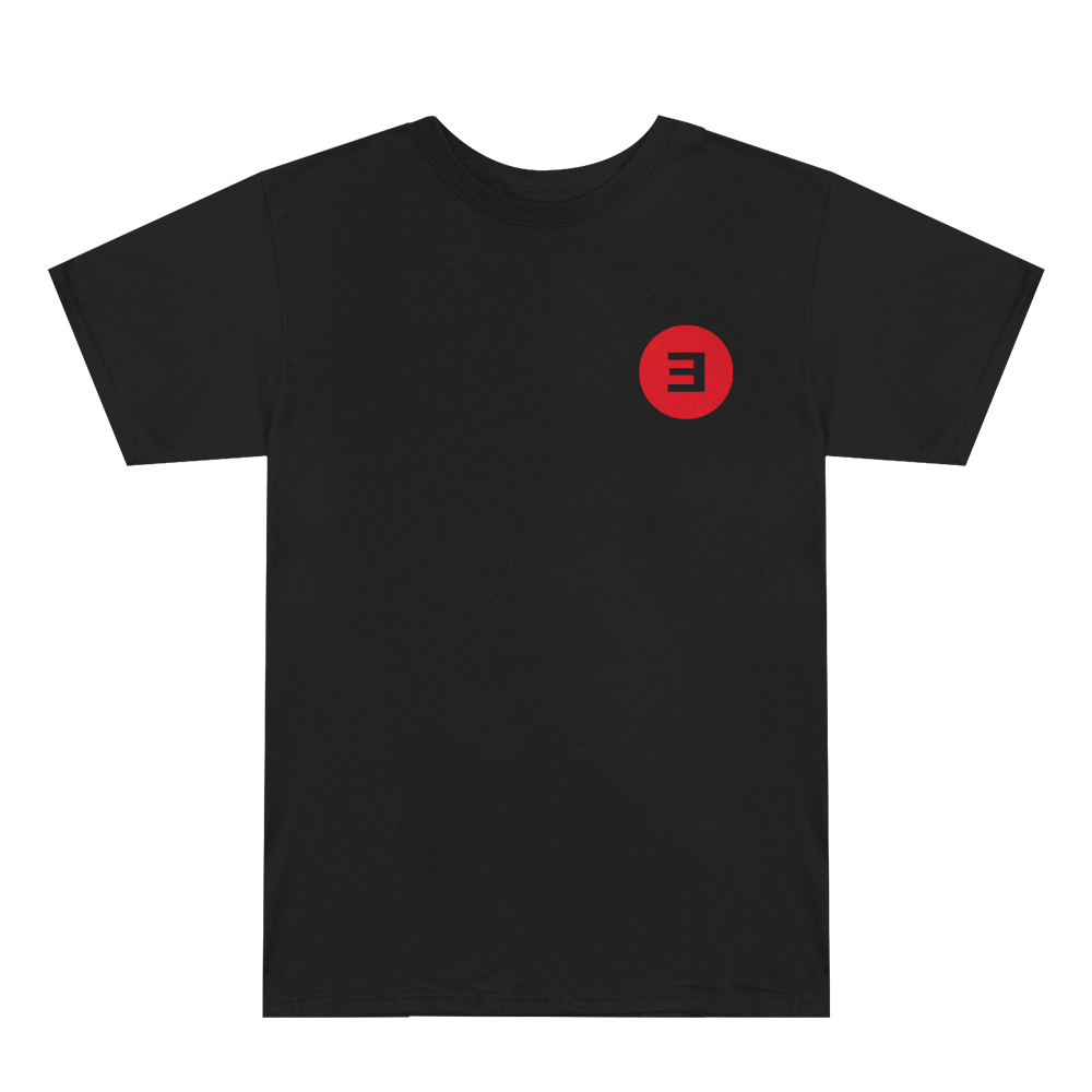 BASIC E-SHIRT (BLACK)