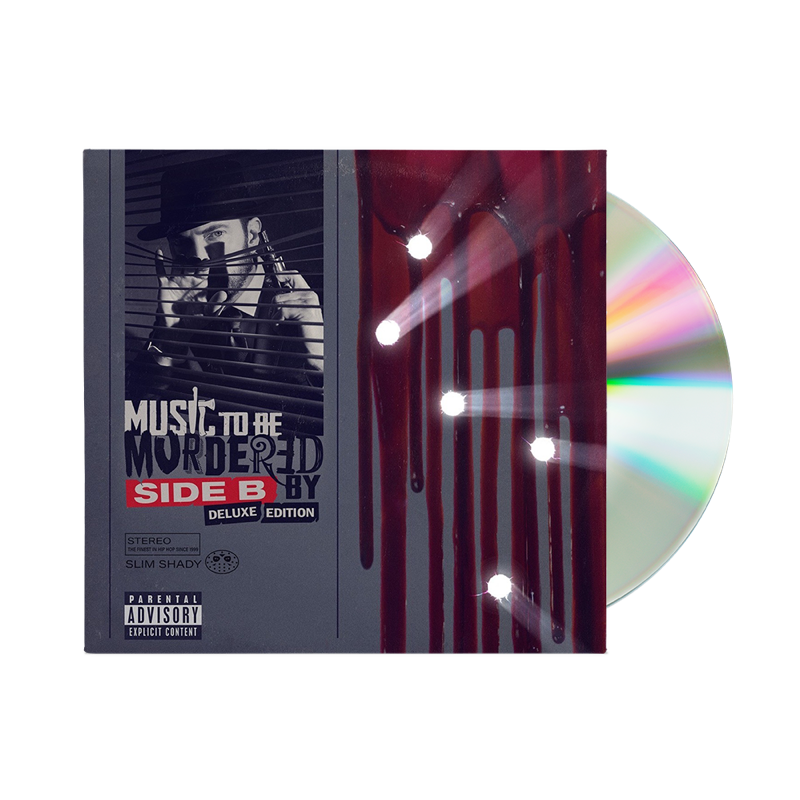 Limited Edition MTBMB - SIDE B (Deluxe Edition) CD