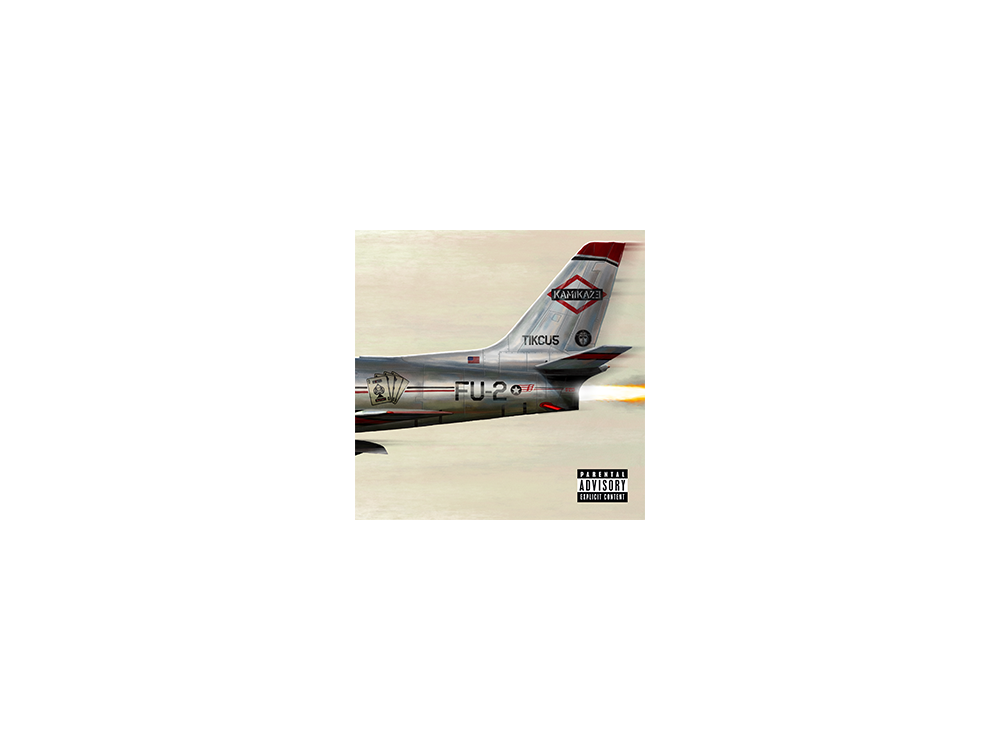 kamikaze cd official eminem online store