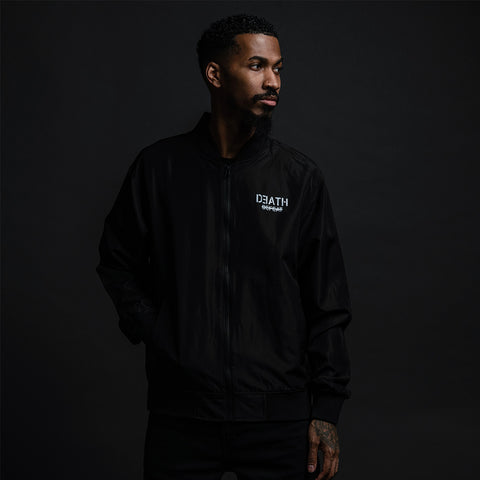 Death Before Defeat Lightweight Black Bomber