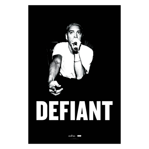The Defiant Ones Poster (Limited Edition)