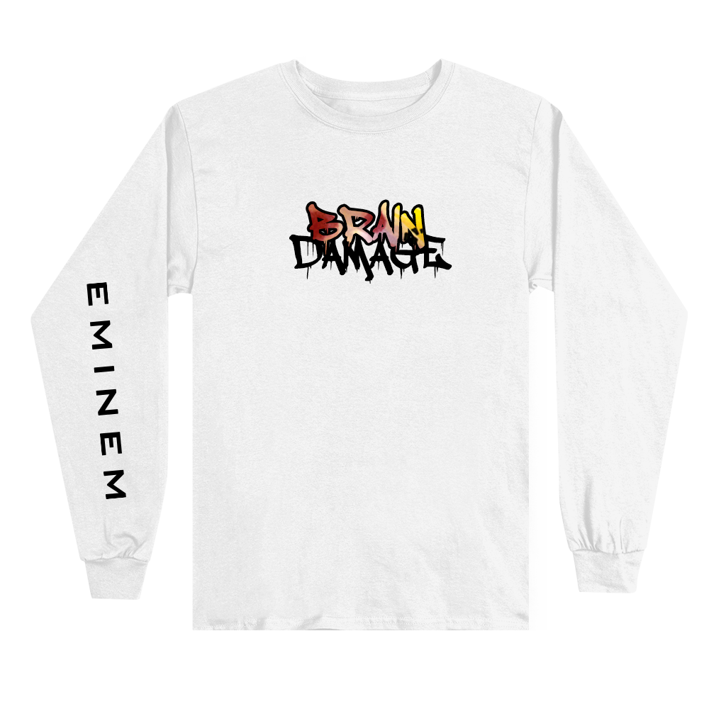BRAIN DAMAGE LONGSLEEVE