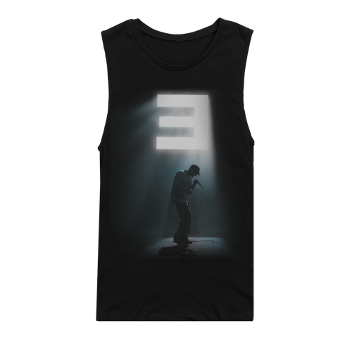 STAGE LIGHTS MUSCLE TANK