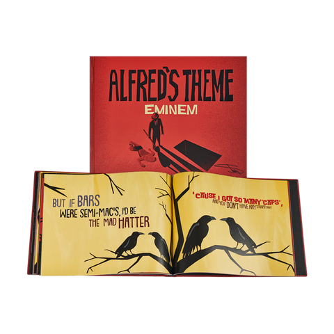 Alfred's Theme Lyric Book (Autographed)