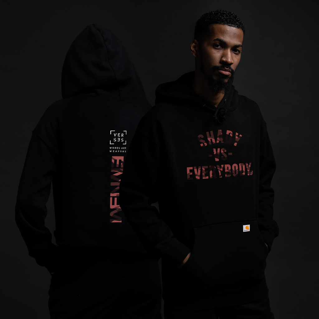 Marshall Mathers Foundation X Detroit Vs Everybody - Hoodie
