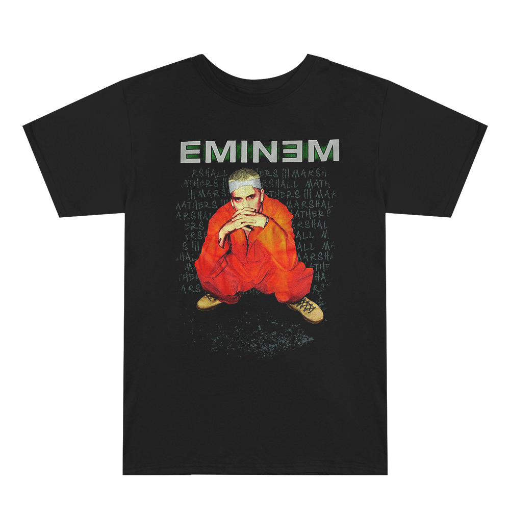 ORANGE JUMPSUIT T-SHIRT