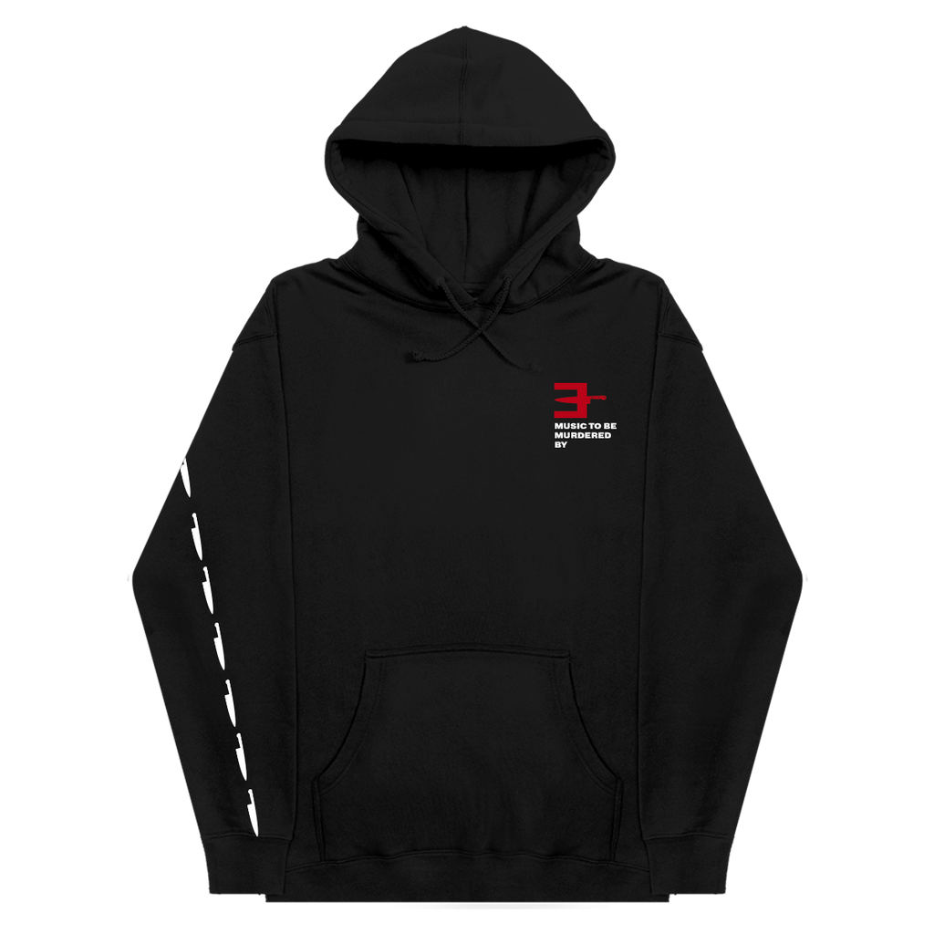 MTBMB Knife Hoodie (Black) + Digital Album