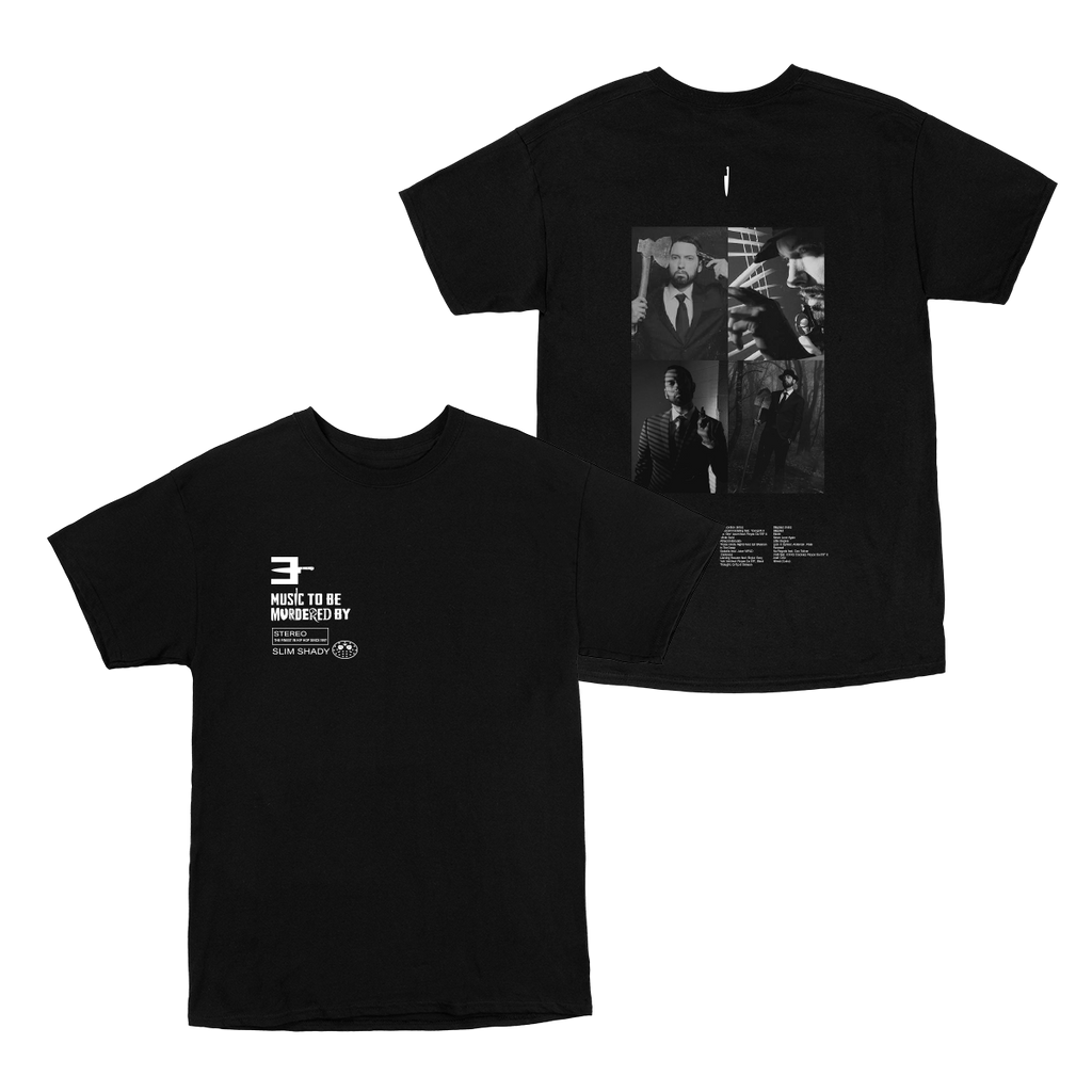 MTBMB Photo T-Shirt (Black) + Digital Album