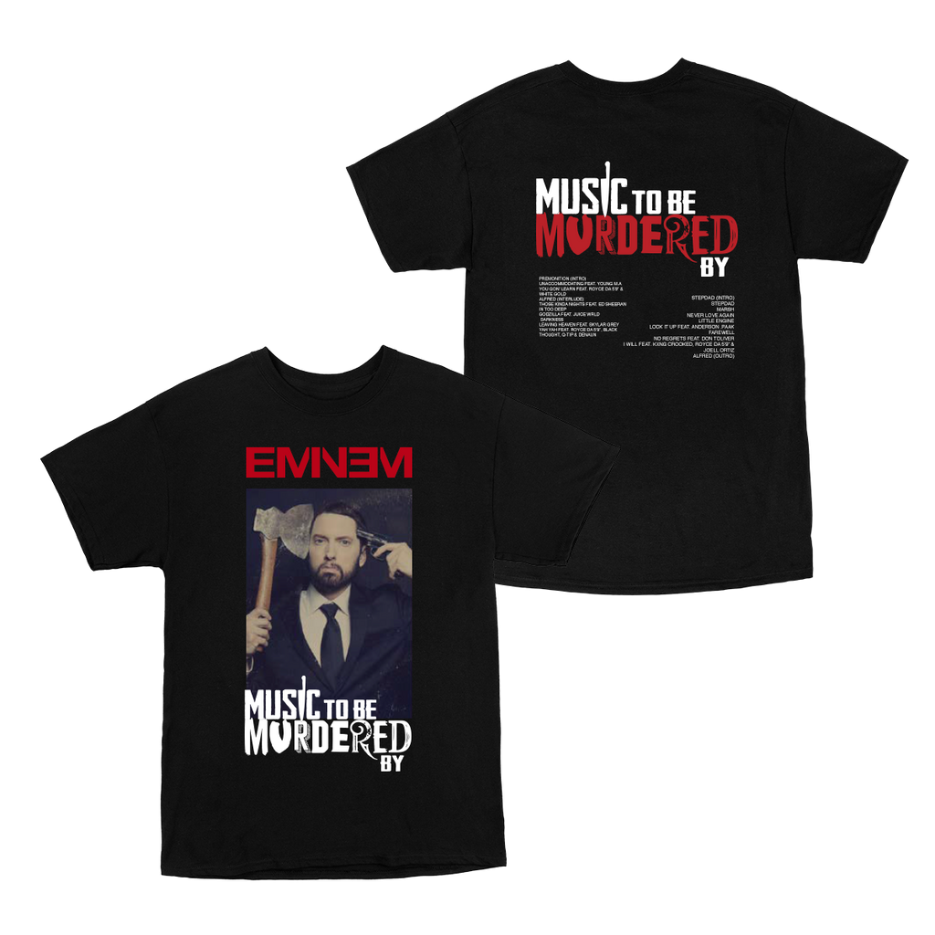 MTBMB Album T-Shirt (Black)