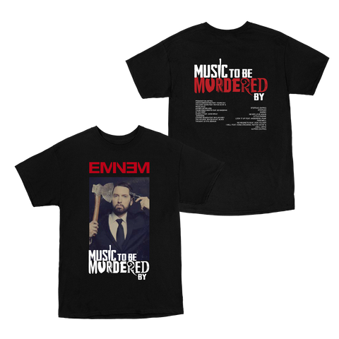 MTBMB Album T-Shirt (Black) + Digital Album