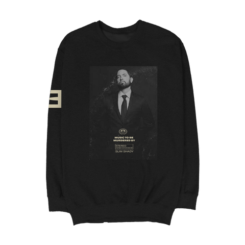 MTBMB Photo Crewneck (Black)