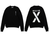 Not For Your Consideration 3M Raglan Crewneck