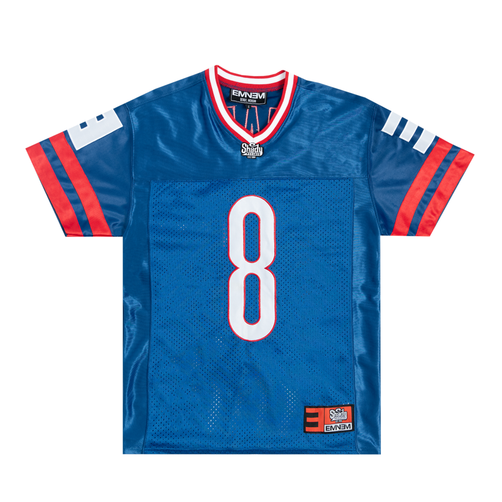 SHADY 8 FOOTBALL JERSEY – Official Eminem Online Store