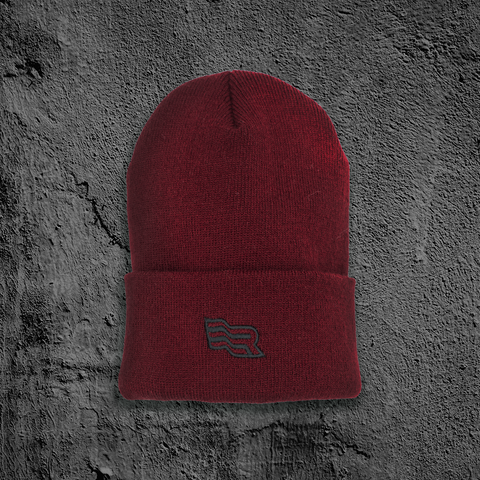 OFFICIAL REVIVAL BEANIE (MAROON)