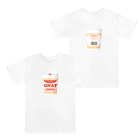 MTBMB x Lyrical Lemonade Gnat T-Shirt (White)