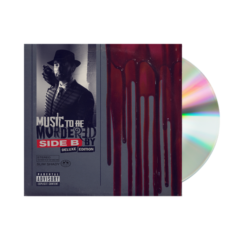 Music To Be Murdered By - Side B (Deluxe) CD