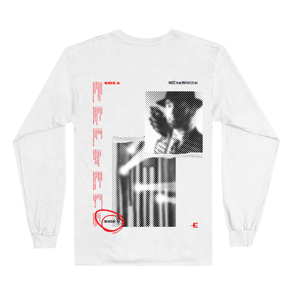 MTBMB Side B Longsleeve (White)