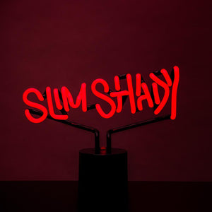 SLIM SHADY NEON LIGHT