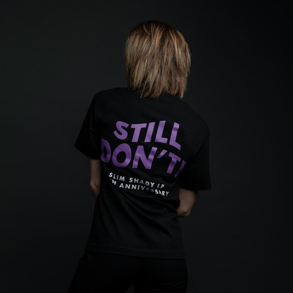 STILL DON'T T-SHIRT (BLACK)