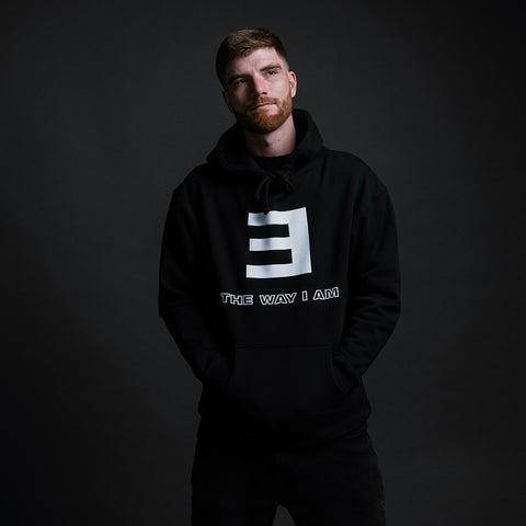 The Way I Am Hoodie (Black)
