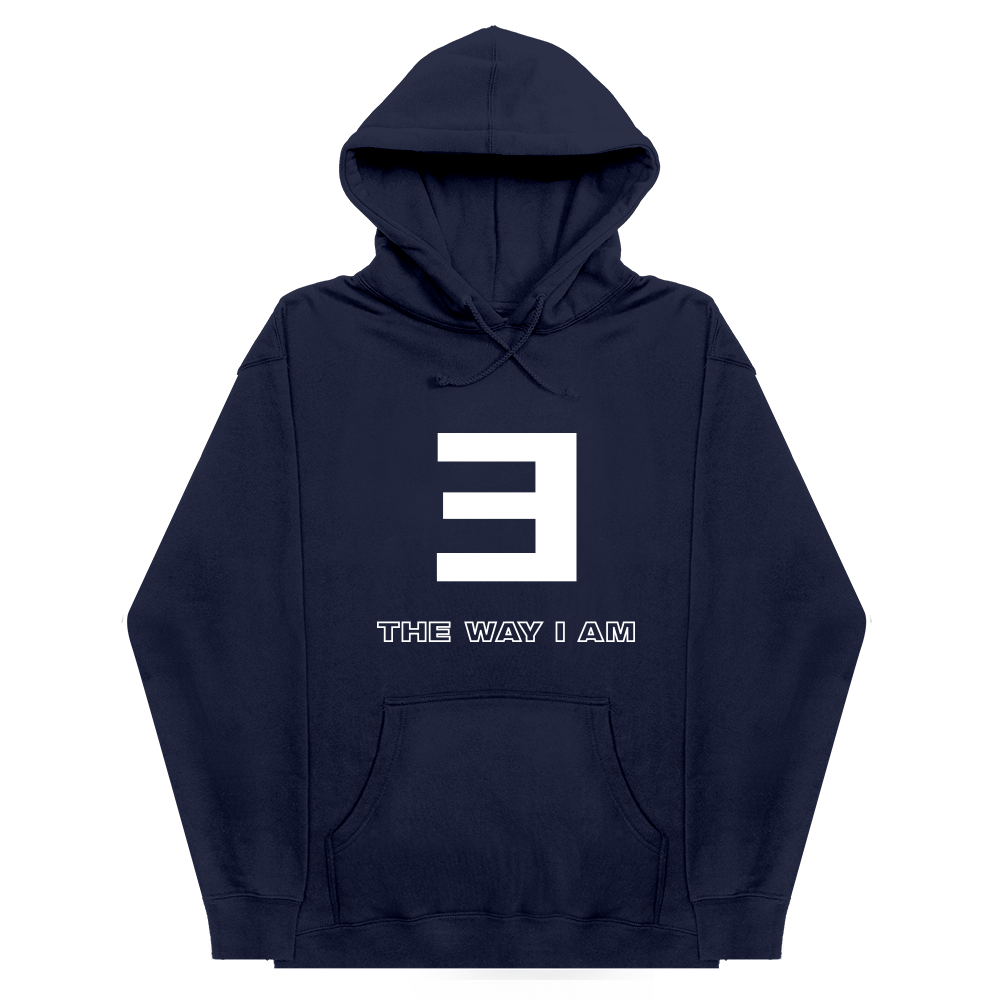 The Way I Am Hoodie (Navy)
