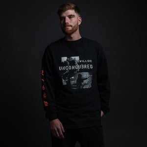 Unconquered Black Long Sleeve