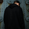 Limited Edition Kamikaze Black On Black Embroidered Hoodie
