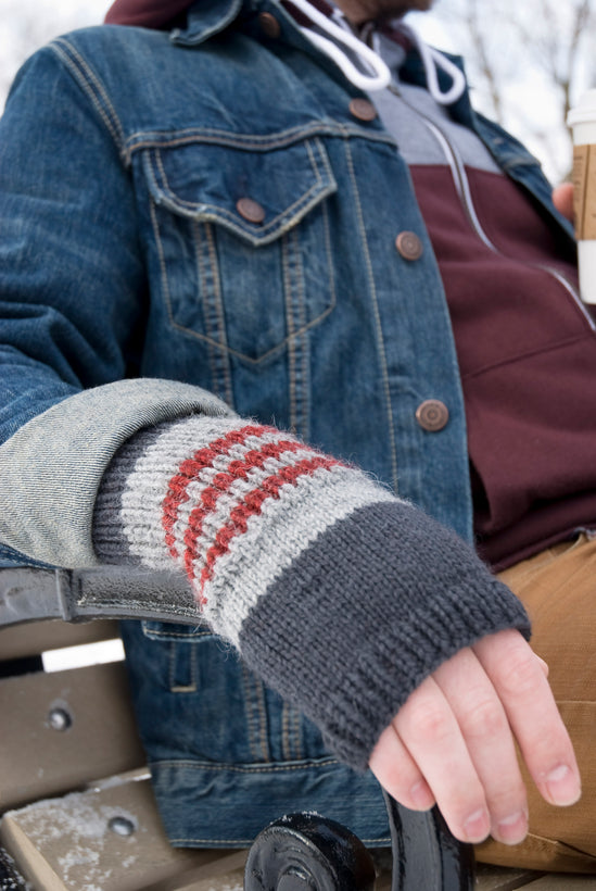 Fingerless Mitts and Mittens