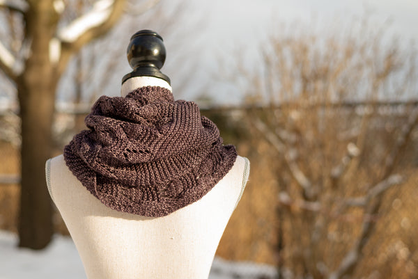 Worsted Weight Cowl
