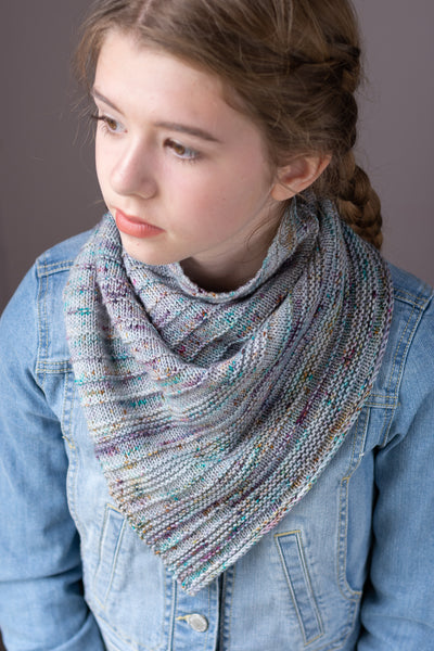 One Skein knitting pattern