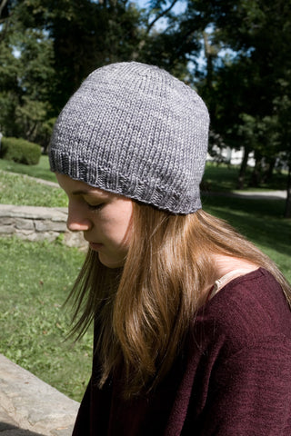 Basic free hat pattern
