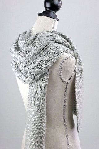 knitting pattern scarf