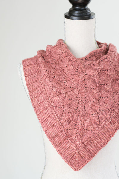 DK cowl knitting patterns